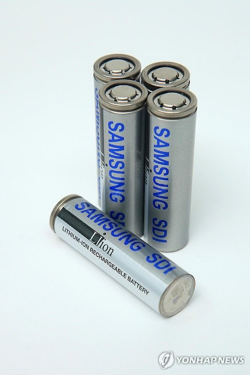 Exports of rechargeable batteries hit record high in 2016
