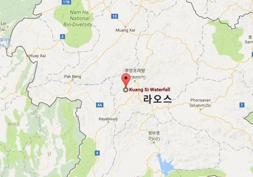 S. Korean female traveler missing in Laos