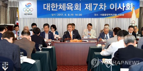 Top S. Korean sports body to name candidate for IOC membership