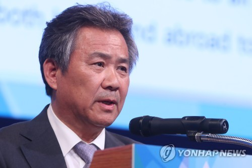 S. Korean Olympic chief to run for IOC seat