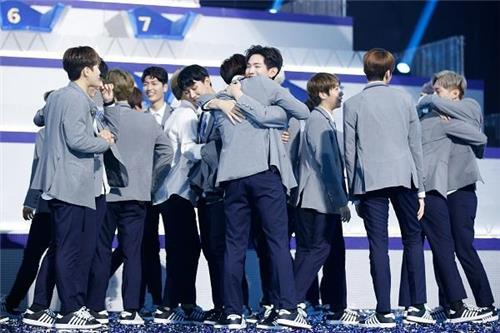 'Produce 101' tops TV chart for 10 weeks straight