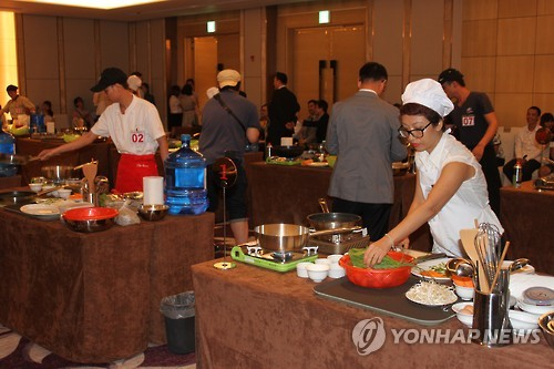 Vietnamese university to offer course in Korean cuisine this year