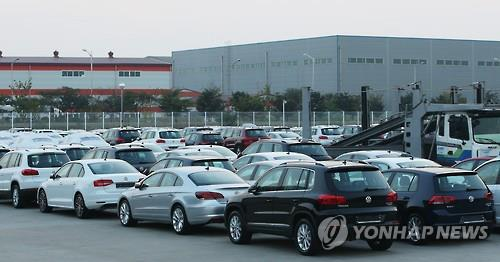 Total value of import cars drop 11 pct in 2017: KITA