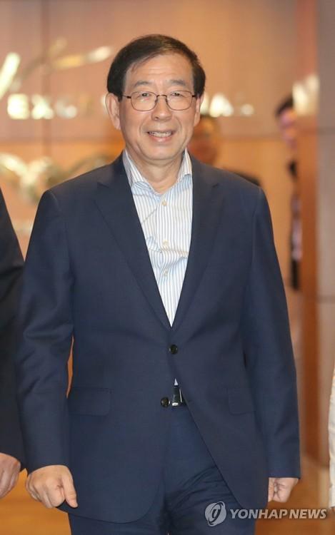 Seoul mayor to visit Russia, Uzbekistan