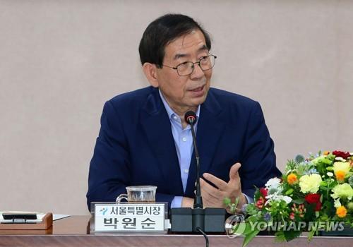 Seoul mayor proposes reviving Seoul-Pyongyang football exchanges