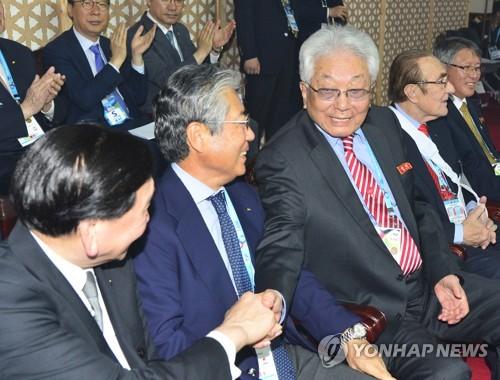 N. Korean IOC member says joint Korean team at PyeongChang 2018 may be difficult