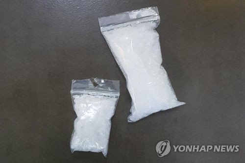 Meth smuggling suspect extradited from China