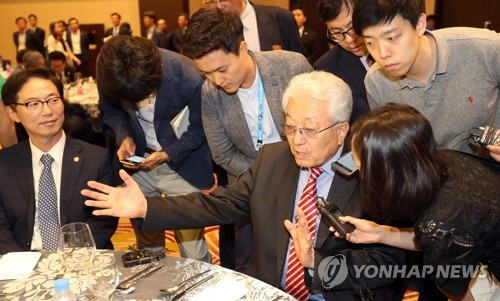 N. Korean IOC member skeptical of sports' influence on inter-Korean ties