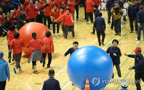 Moon gov't aims to enhance sports participation, accessibility