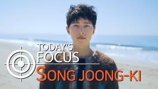 [Focus] Actor Song Joong-ki