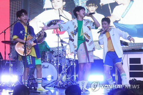 Boy band The East Light out with first EP album