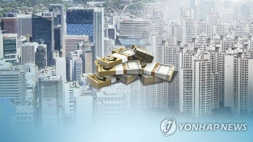 Gov't set to receive 16 tln won in extra tax revenues for 5 yrs: report