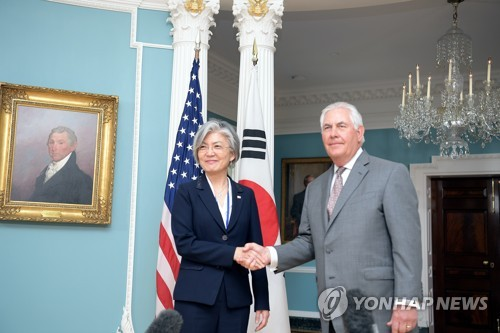 S. Korea eyes string of bilateral FM talks during ARF
