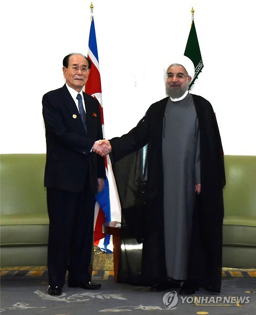 N.K.'s ceremonial leader to visit Iran soon