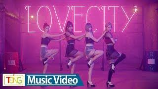Nine Muses releases 'Love City' music video