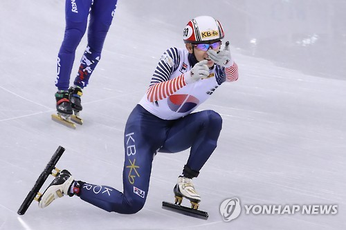 Ex-Olympic short track champion switches to speed skating for 2nd time