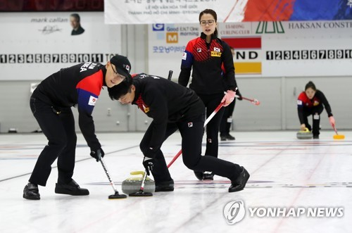 Sports ministry conducting audit on nat'l curling federation