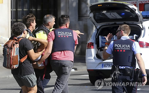 S. Korea condemns terror attack in Spain, supports efforts to root out terrorism