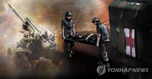 (LEAD) S. Korean soldier injured in artillery drill dies