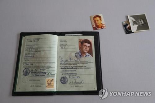Exhibit of late German journalist begins in S. Korea