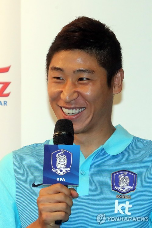 S. Korean footballers feel heavy responsibility to qualify for World Cup