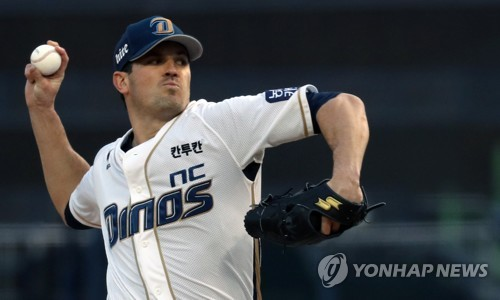 (Yonhap Feature) KBO club's foreign players thrive with a little help from their friend