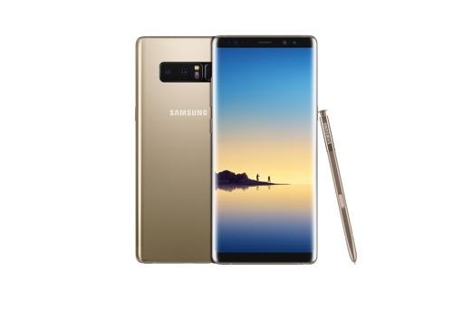 (LEAD) Samsung's Galaxy Note 8 beefs up stylus-related features