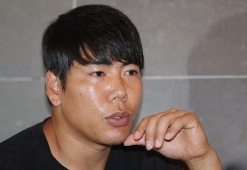(Yonhap Interview) Contrite over DUI conviction, Pirates' Kang Jung-ho hoping to revive career in Dominican Republic