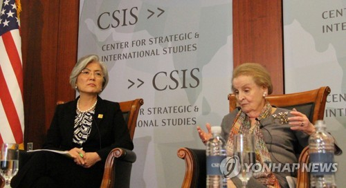 Seoul's top diplomat calls for stern but cool-headed approach to N.K.