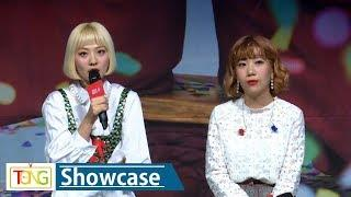 Bolbbalgan4 enjoys music by idol stars Sunmi, HyunA