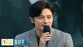 Busan feels like 'home' for actor Jang Dong-gun
