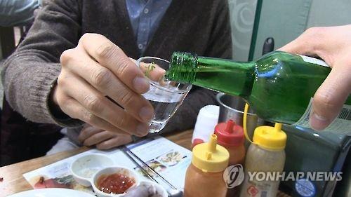 Light drinking can raise cancer risks for Koreans: report