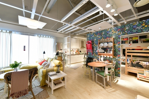 (LEAD) IKEA opens second store in S. Korea
