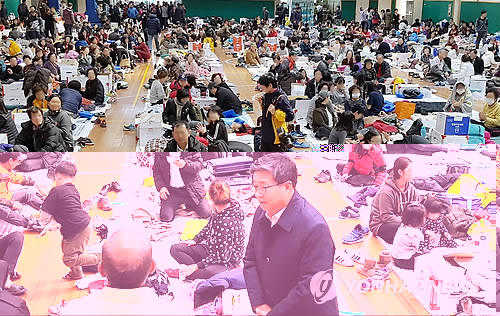 Victims, damage continue to rise two days after Pohang earthquake