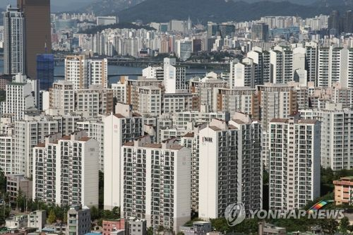 Home ownership rate in S. Korea stands at 55.5 pct in 2016