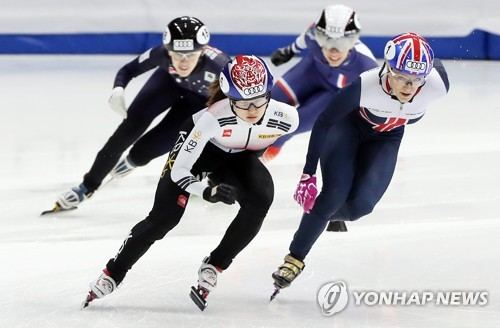 S. Koreans move on with ease at Short Track World Cup