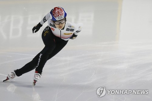 (2nd LD) S. Korea collects four medals at Short Track World Cup
