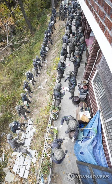 Pohang quakes damage some 2,000 houses, 227 schools