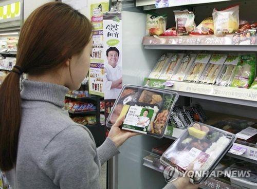 S. Korea's instant meals market at 2.2 tln won in 2016