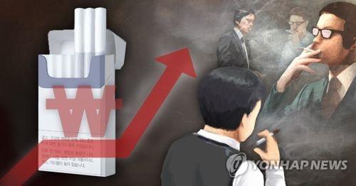 Gov't 2018 anti-smoking budget similar to this year's level