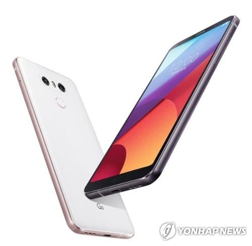 (LEAD) LG Electronics may adopt iris scanner for next flagship: sources