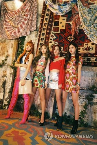 BLACKPINK song most popular K-pop video on YouTube this year