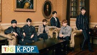 Boy band INFINITE unveils highlight medley for 'Top Seed'