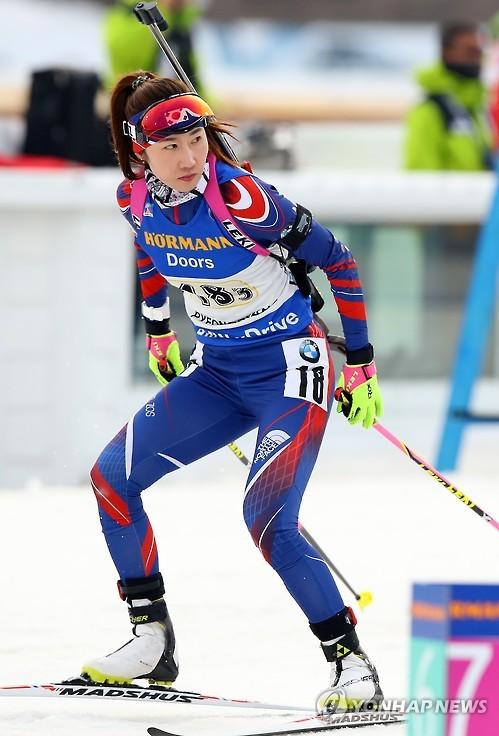 (PyeongChang Prospects) Mun Ji-hee aims for meaningful miracle in women's biathlon