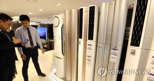 Samsung, LG to release new AI-based air conditioners this month: sources