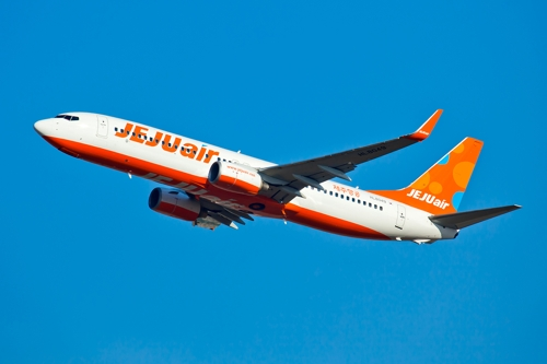 Jeju Air to launch daily flight service to Cebu from Busan next month