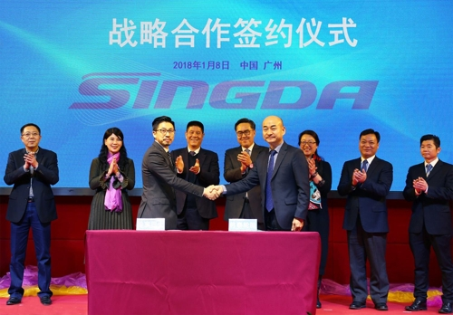 Hankook Tire to supply tires to Chinese bus company