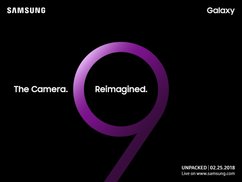 (LEAD) Samsung Galaxy S9 likely to feature DSLR-level camera