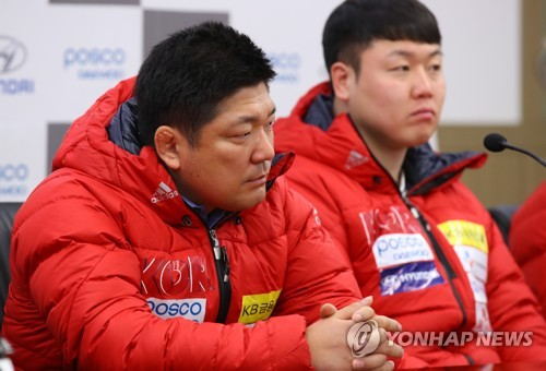 S. Korean bobsleigh coach laments lack of support after Olympics