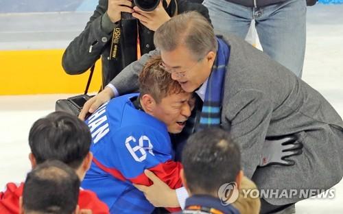 S. Korean ice sledge hockey captain happy to retire with Paralympic bronze